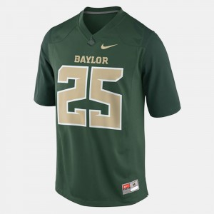 Football Baylor Youth(Kids) Lache Seastrunk College Jersey #25 Green