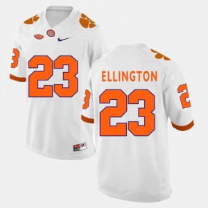 #23 CFP Champs White Football Mens Andre Ellington College Jersey