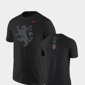 For Men's West Point Black Lion Rivalry College T-Shirt