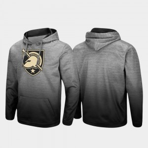 Pullover Heathered Gray Sitwell Sublimated West Point Men's College Hoodie