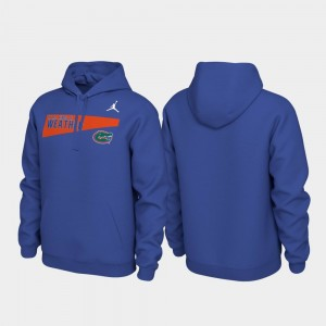 Local Phrase Royal College Hoodie For Men's Gators Pullover