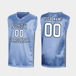 Royal #00 College Custom Jerseys Men Special Basketball March Madness UNC