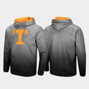 Sitwell Sublimated Pullover Heathered Gray Men UT VOL College Hoodie