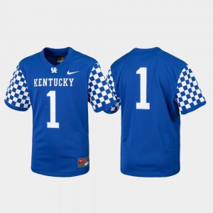 #1 Replica For Kids College Jersey UK Royal Football