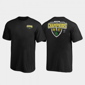 College T-Shirt Lateral Score For Kids Black UO 2020 Rose Bowl Champions
